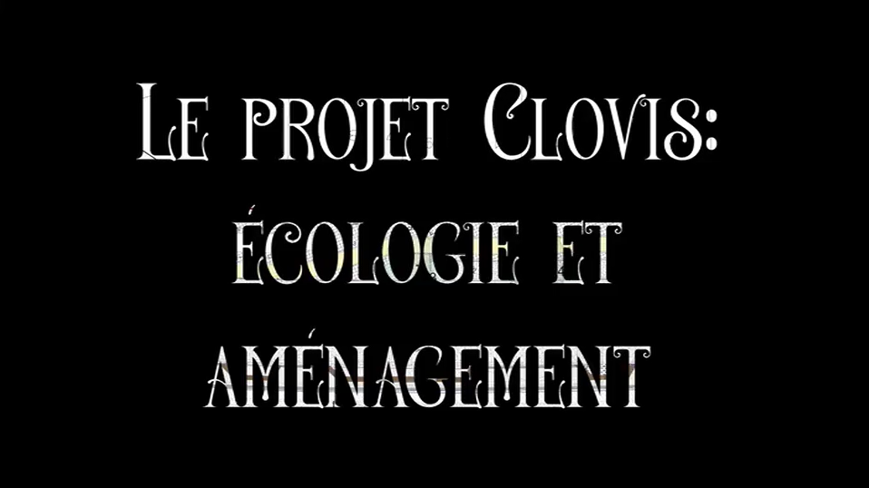 Ecologie et Aménagement